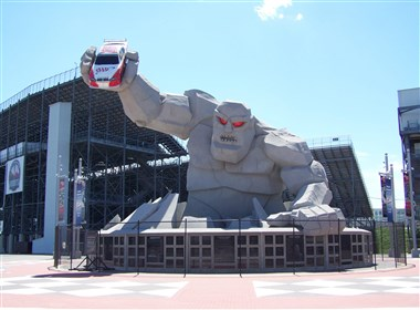 Home of Dover International Speedway