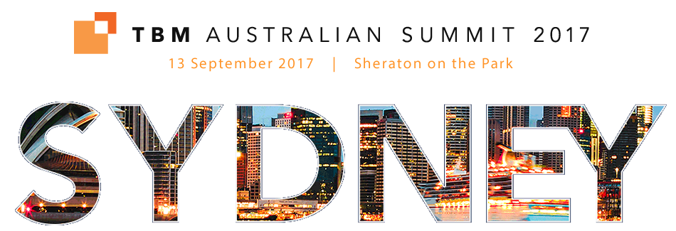 Australian TBM Summit 2017