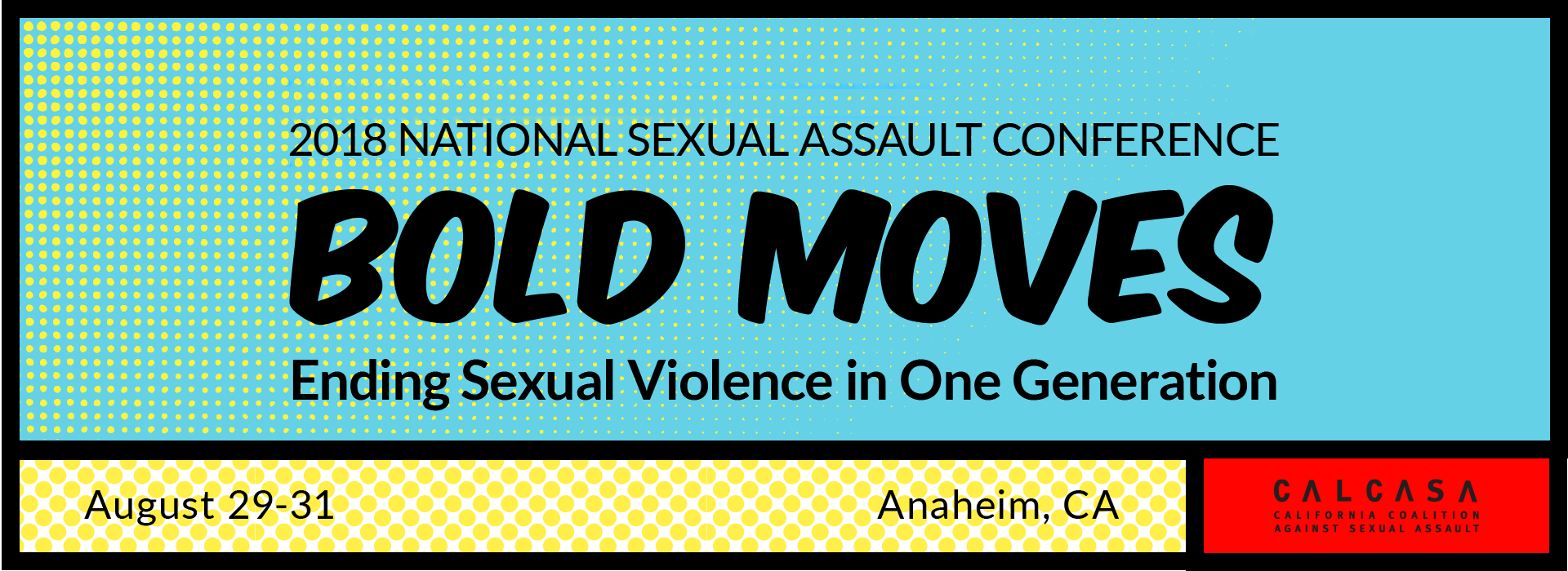 2018 National Sexual Assault Conference