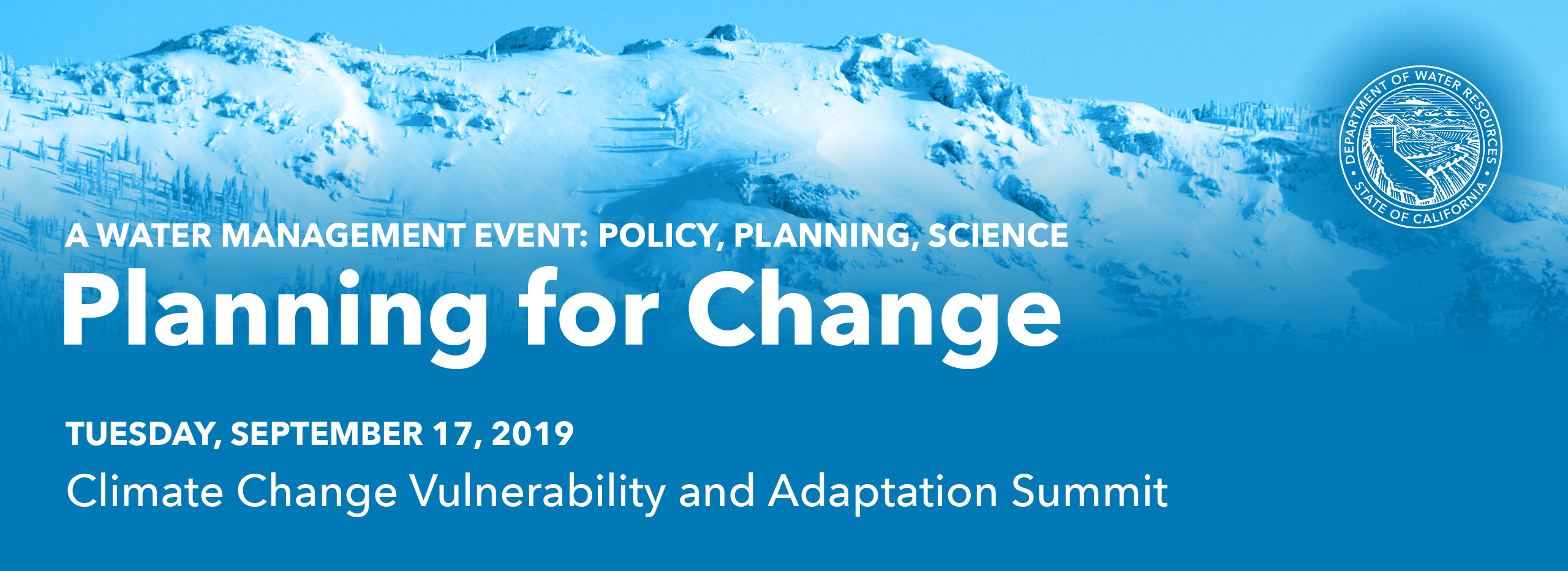 Climate Change Vulnerability and Adaptation Summit