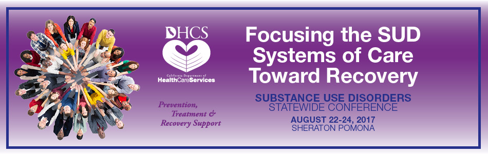 Substance Use Disorders Statewide Conference