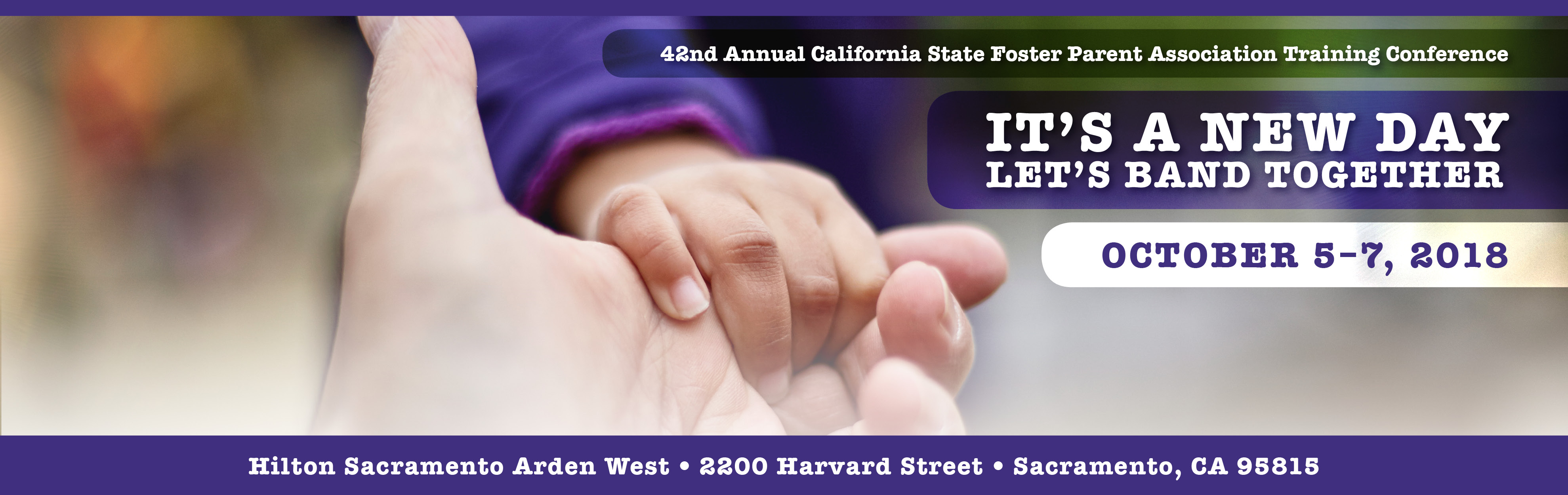 The 42nd Annual Foster Parent Training Conference