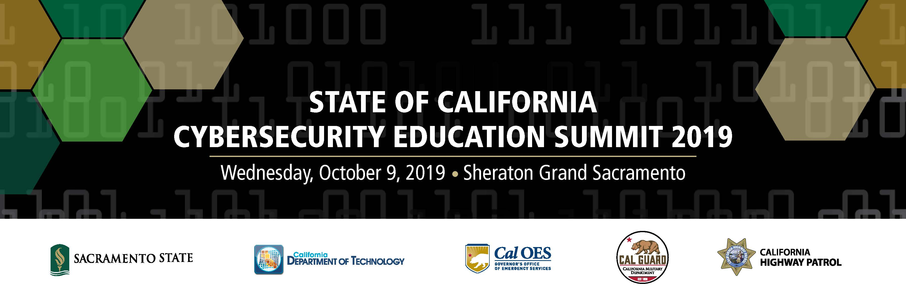 State of California Cybersecurity Education Summit 2019
