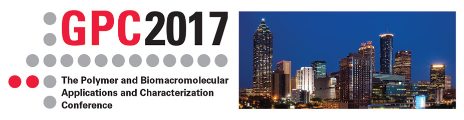 GPC2017: Polymer and Polyolefin Characterization Conference