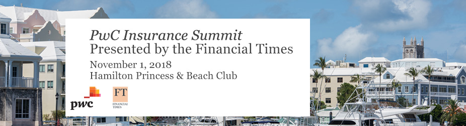 PwC Insurance Summit, presented by the Financial Times