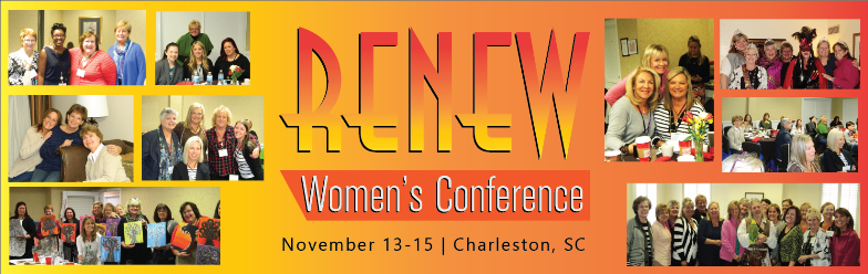 RENEW Women's Conference 2016