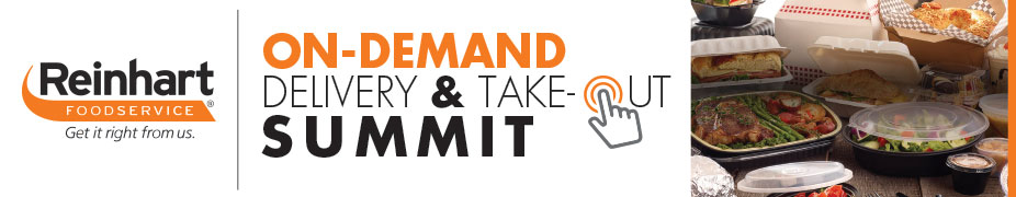 On-Demand Delivery & Take-Out Summit