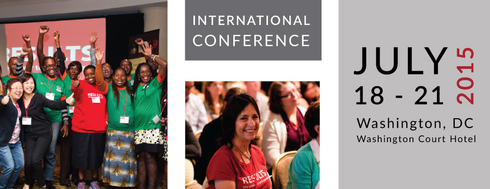 RESULTS 2015 International Conference