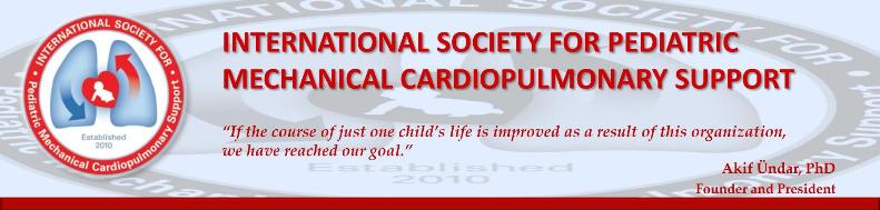 International Society for Pediatric Mechanical Cardiopulmonary Support