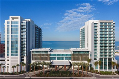 Wyndham Grand Clearwater Exterior