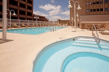 Wyndham San Antonio Riverwalk Hotel Whirlpool