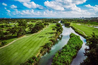 Golf River Course