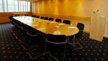 Amber Meeting Room