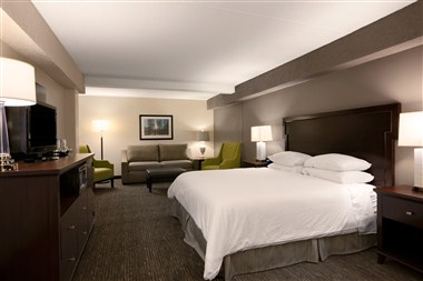 Junior Suite Guestroom