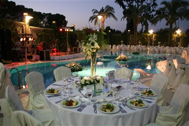 Poolside Event