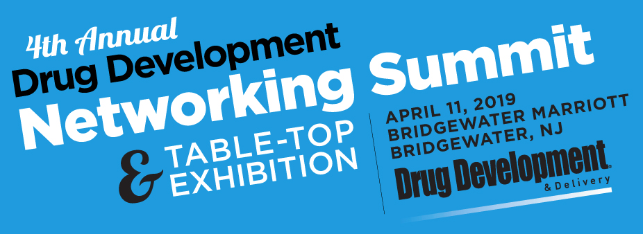 4th  Annual Drug Development Networking Summit                                                             & Table Top Exhibition