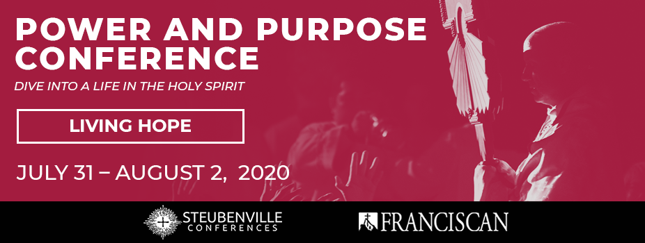 Power & Purpose - July 31 - August 2, 2020
