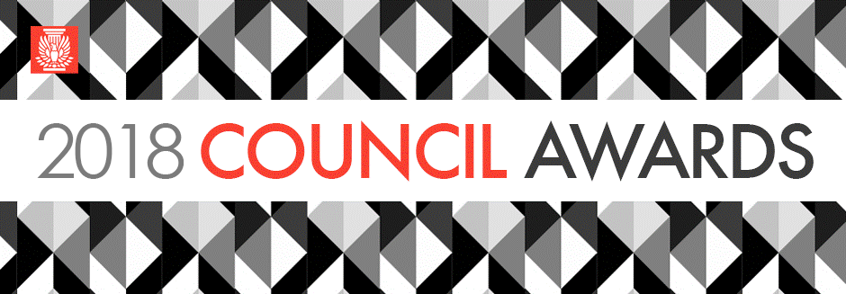 2018 Council Awards
