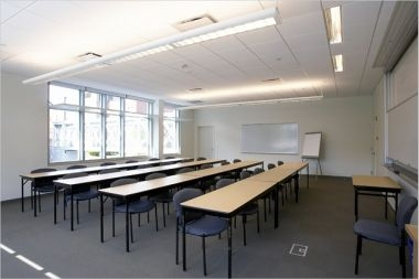 The Clark Associates Classroom
