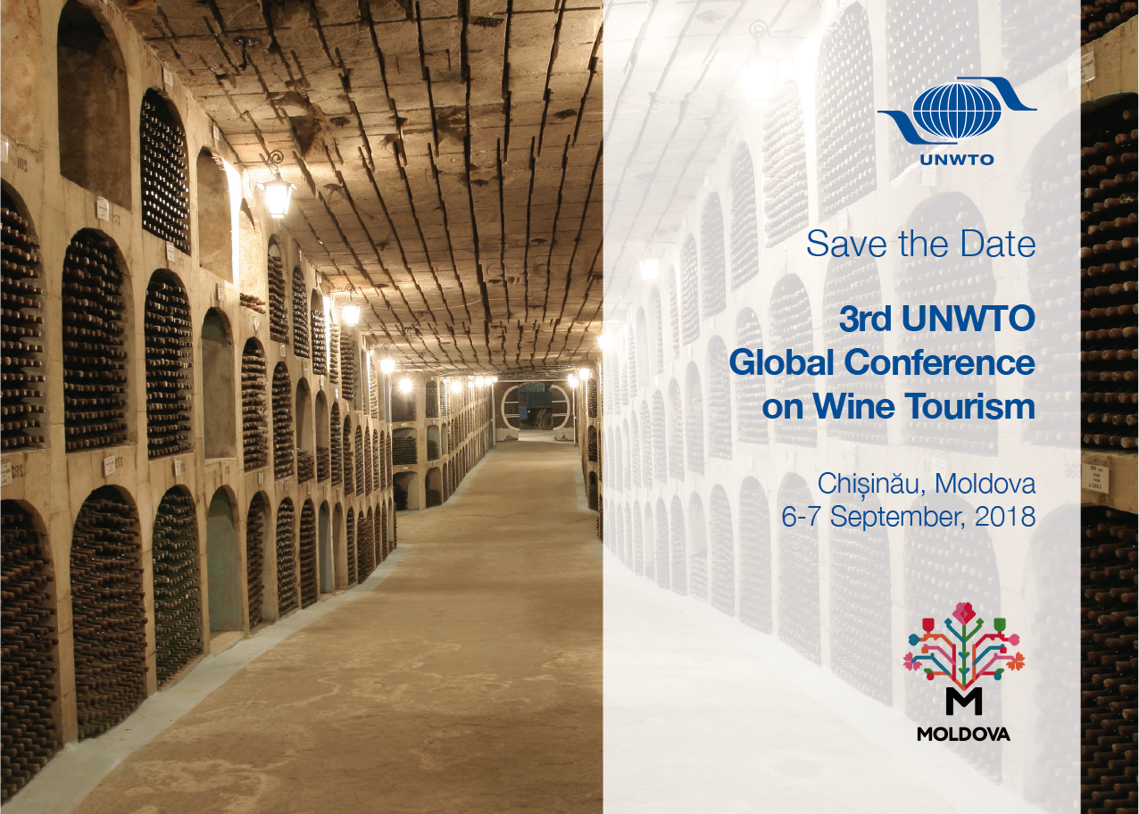 3rd UNWTO Global Conference on Wine Tourism: Wine Tourism as a Tool for Rural Development