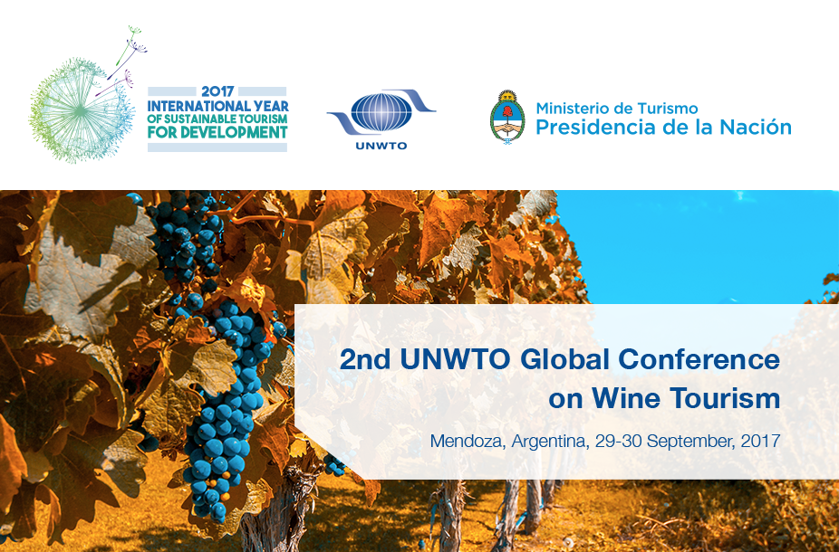 2nd UNWTO Global Conference on Wine Tourism