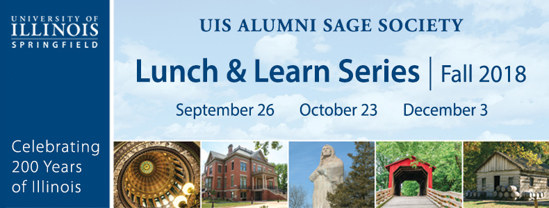 Lunch and Learn Series: Fall 2018