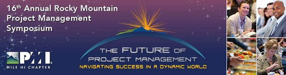 2014 Rocky Mountain Project Management Symposium