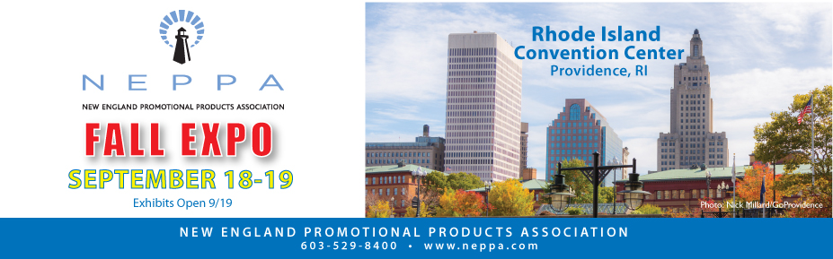 2017 NEPPA Fall Expo Exhibit Space Registration