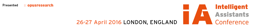 IA Conference London 2016