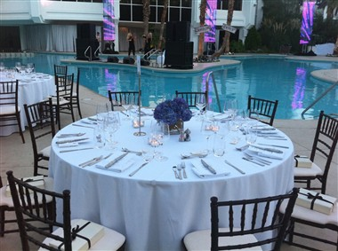 Banquets Pool Event