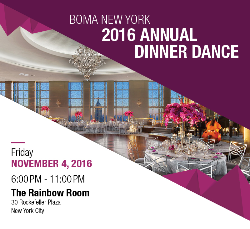 BOMA NY's Annual Dinner Dance