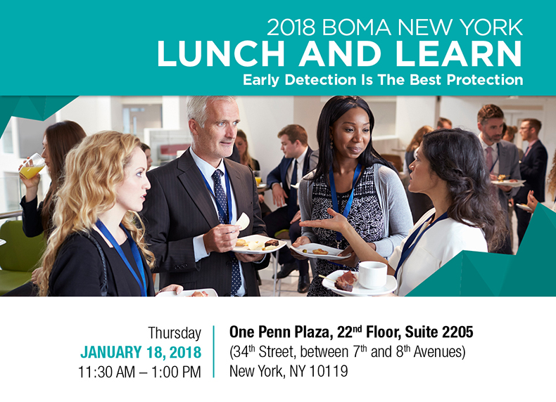 Lunch & Learn: Early Detection Is The Best Protection