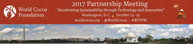 2017 World Cocoa Foundation Partnership Meeting