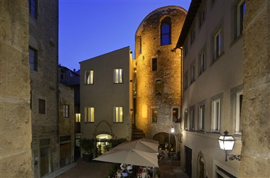The Hotel Brunelleschi