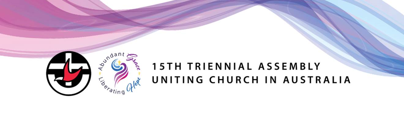 Uniting Church In Australia 15th Triennial Assembly Meeting