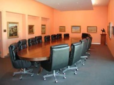 The Brady-Hansen Boardroom