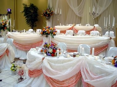 Headtable Arrangement in Meeting Room