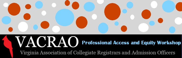 2017 Professional Access and Equity Workshop