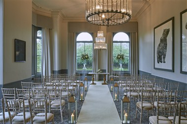 Wedding Ceremony - Ebor Suite