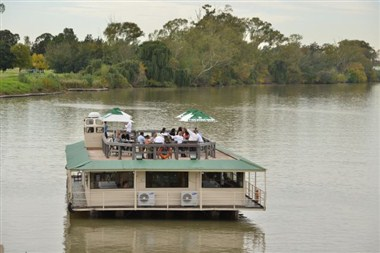 Petit Verdot floating restaurant