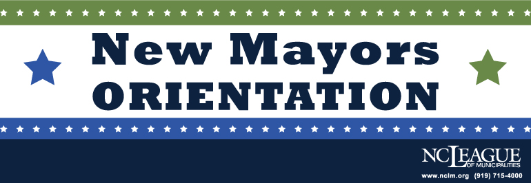New Mayor Orientation