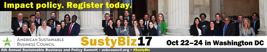 6th Annual Sustainable Business Summit