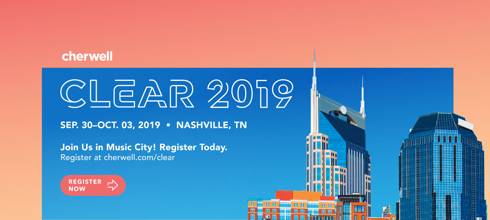 2019 Clear Conference