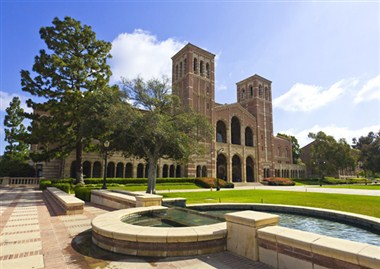 Take in Nearby Historic Royce Hall