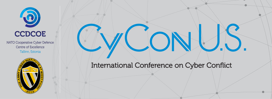 2017 International Conference on Cyber Conflict (CyCon U.S.)