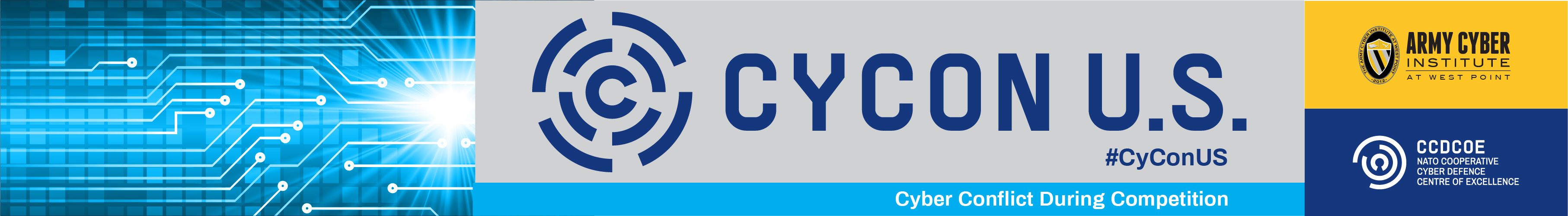 2019 International Conference on Cyber Conflict (CyCon U.S.)