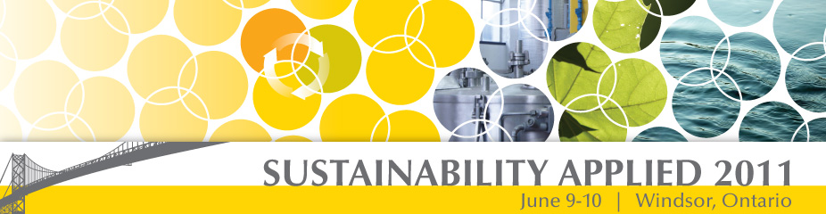 Sustainability Applied 2011
