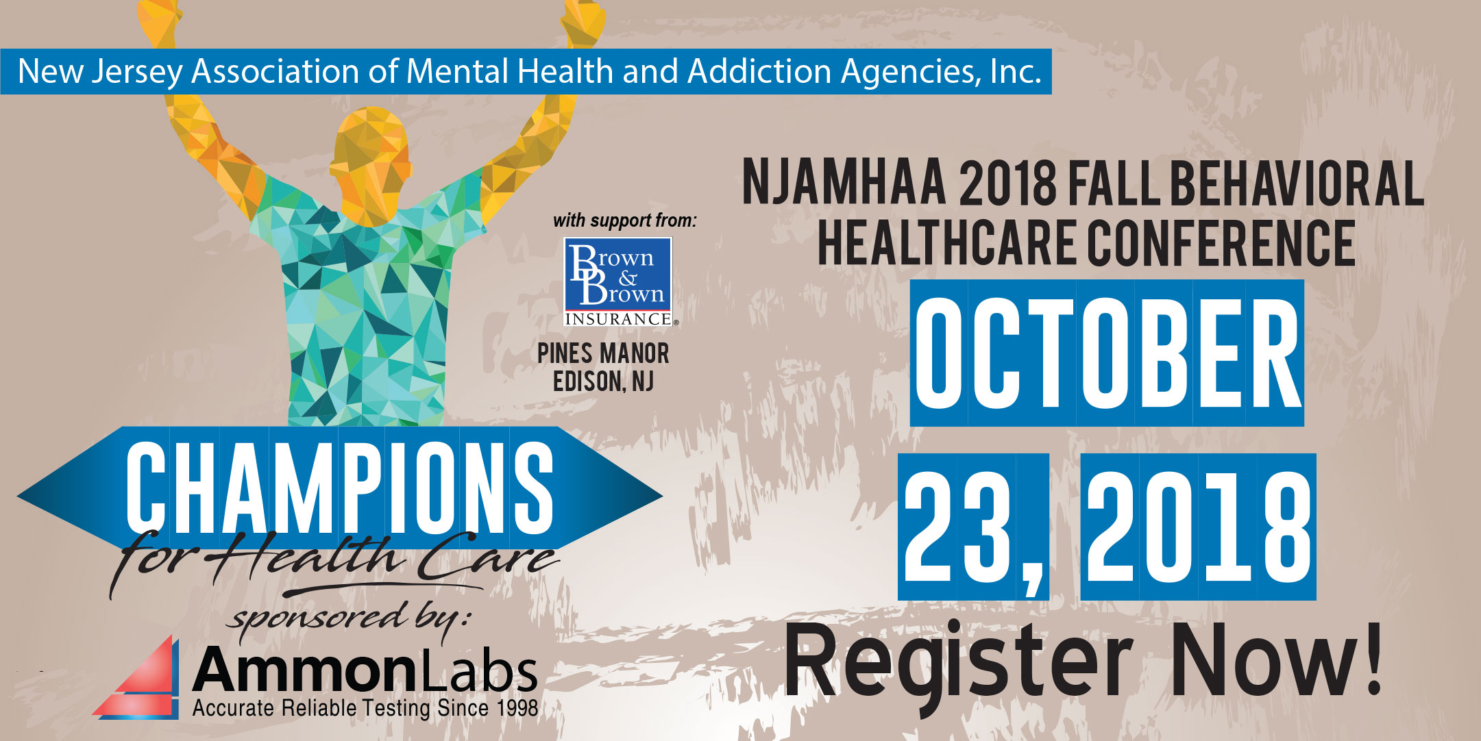 Fall Behavioral Healthcare Conference 2018