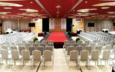 Meeting Rooms abba Huesca Hotel