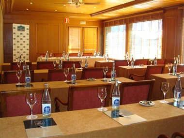 Enclar Meeting Room abba Xalet Suites Hotel